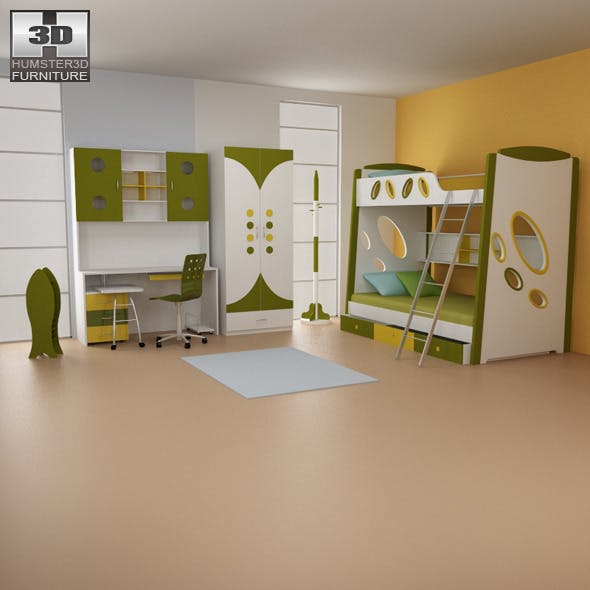 Nursery room 07 Set