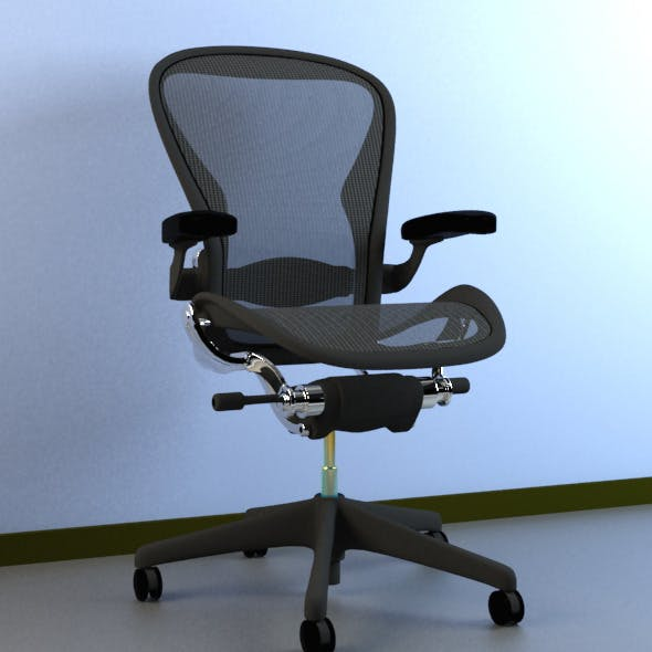 Aeron Work Chair Herman Miller MAX 2011