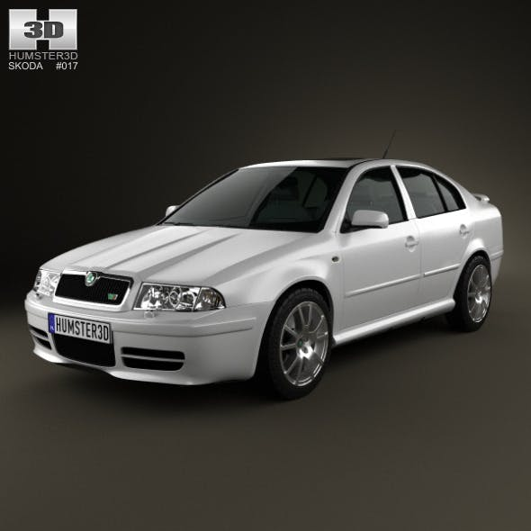 Skoda Octavia RS Tour 2000