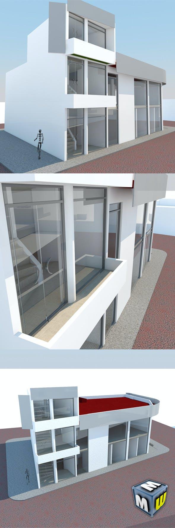 Building Commerce Max 2011 - 3DOcean Item for Sale