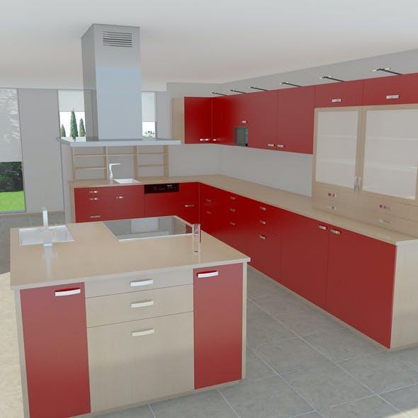 Kitchen Modern MAX 2011