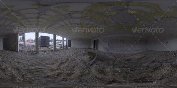 Industrial Area HDRI - Demolition Site - 3DOcean Item for Sale