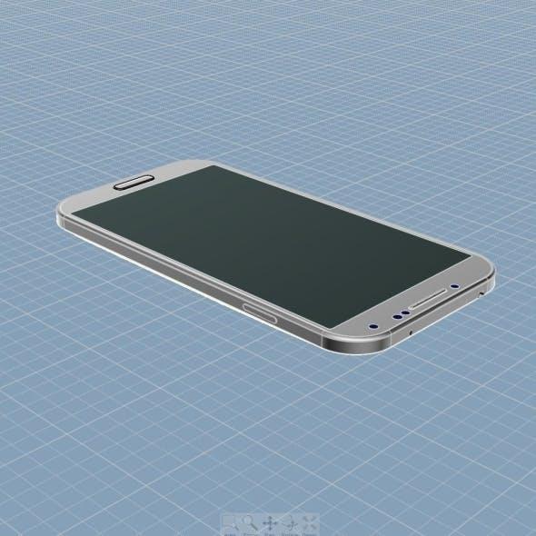 Samsung Galaxy S4 cad model - 3DOcean Item for Sale
