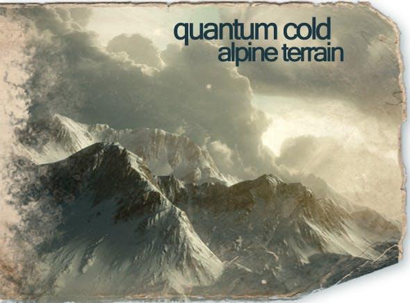 Quantum Cold: Alpine Terrain Pack - 3DOcean Item for Sale