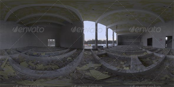 Industrial Area HDRI - Demolition Site III - 3DOcean Item for Sale