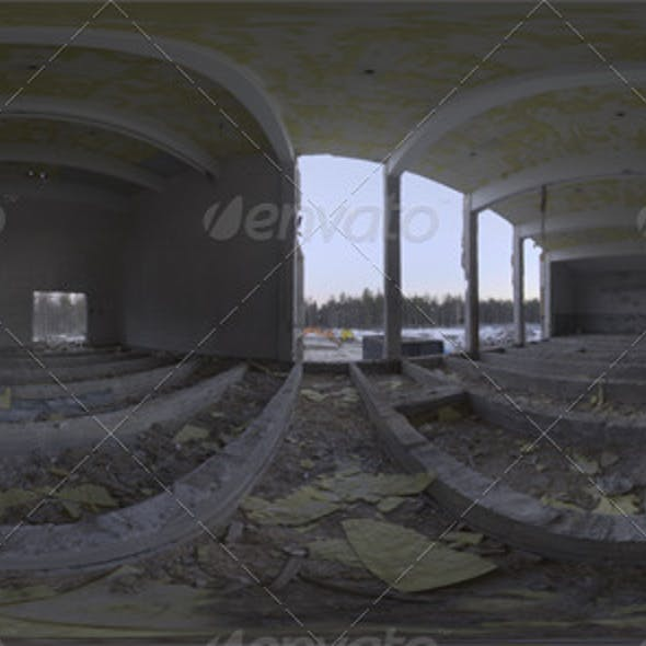 Industrial Area HDRI - Demolition Site III