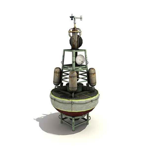 Meteorological Buoy 03 - 3DOcean Item for Sale