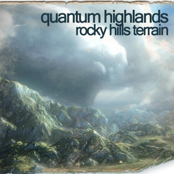 Quantum Highlands: Rocky Hills Terrain Pack