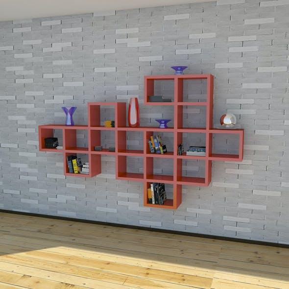 Bookshelf 2 MAX 2011
