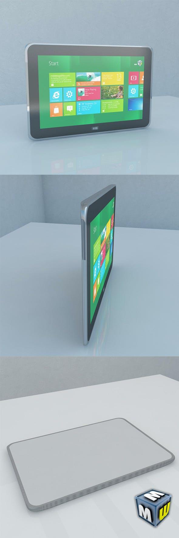 HP ElitePad MAX 2011 - 3DOcean Item for Sale