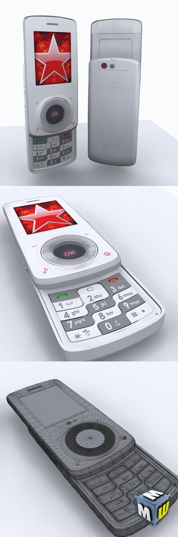 LG KM710 - 3DOcean Item for Sale