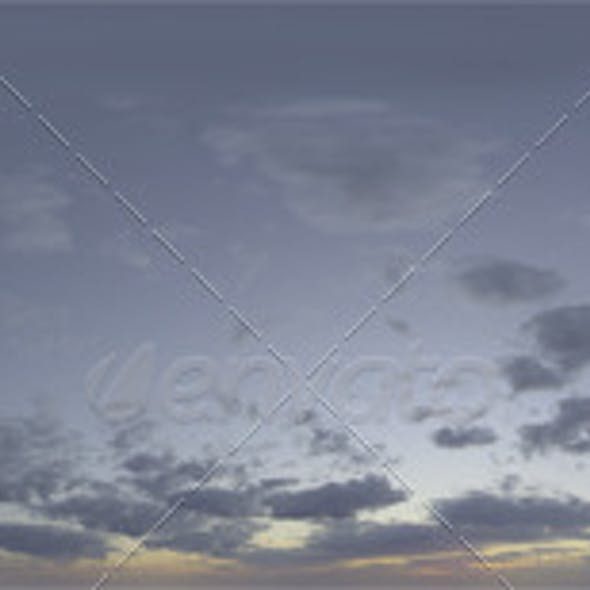 Skydome HDRI - Midnight Sun