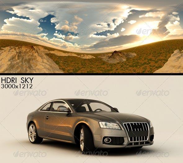 Hdri sky - 3DOcean Item for Sale