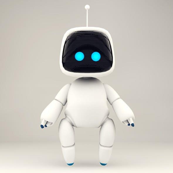Playstation 4 Playroom AR Robot