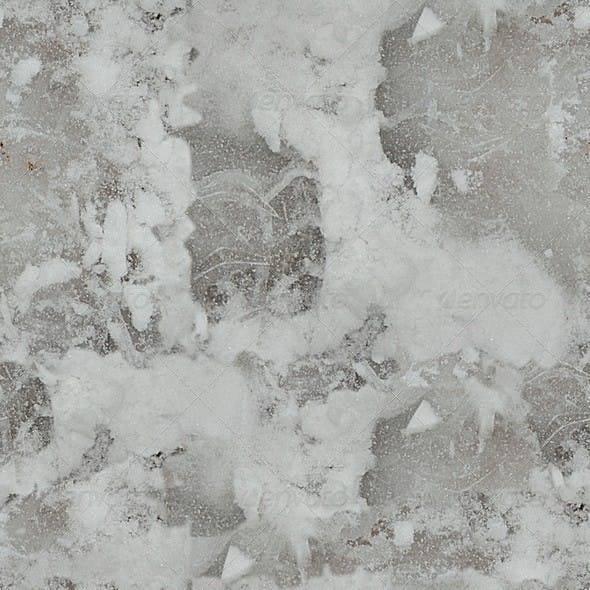 Ice And Snow Texture - 3DOcean Item for Sale