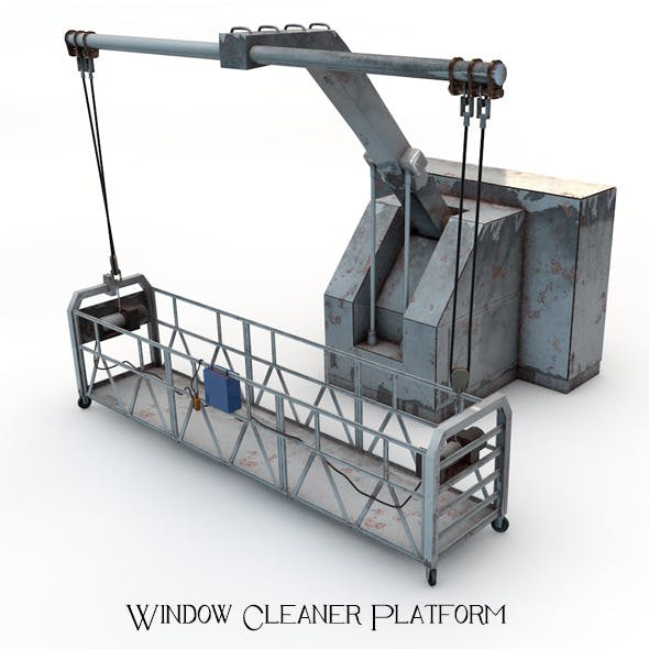 Window Cleaner Platform