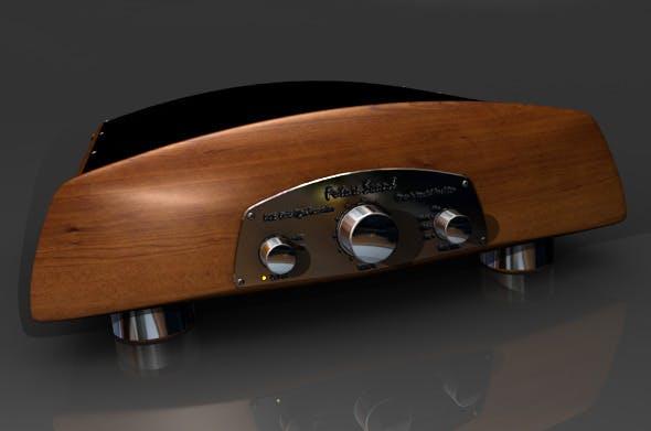 Amplifier - 3DOcean Item for Sale