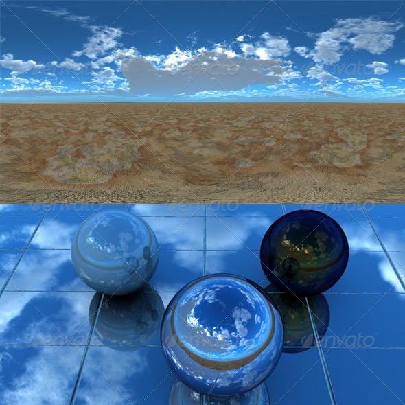 Desert 41 - 3DOcean Item for Sale