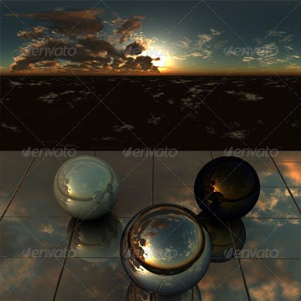 Desert 45 - 3DOcean Item for Sale