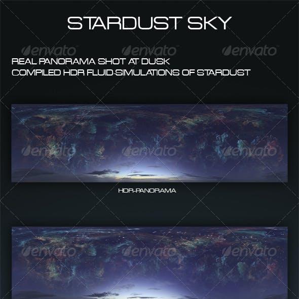 Skydome HDRI - Stardust Sky