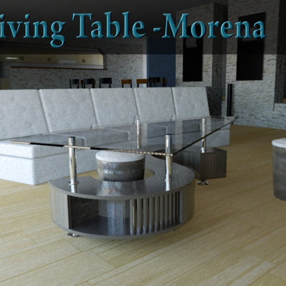Living Table - Morena