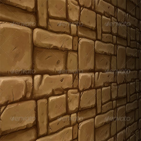 Stone Wall Texture Tile 04