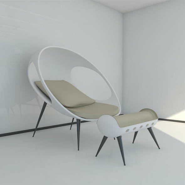 Modern Sofa Gefeva Lounge MAX 2011
