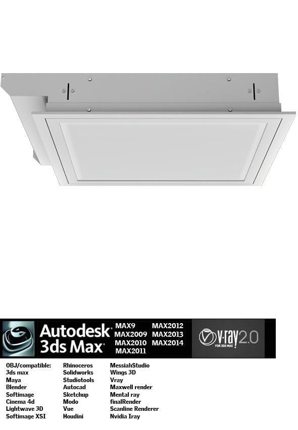 Industrial Lighting ES 9 - 3DOcean Item for Sale