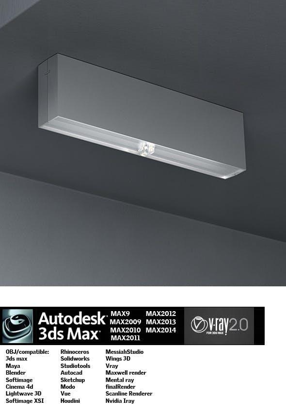 Industrial Lighting ES 20 - 3DOcean Item for Sale