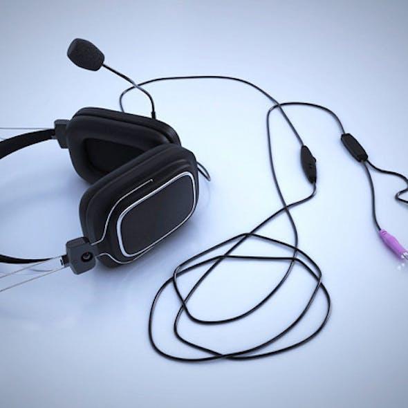 Realistic Headphones