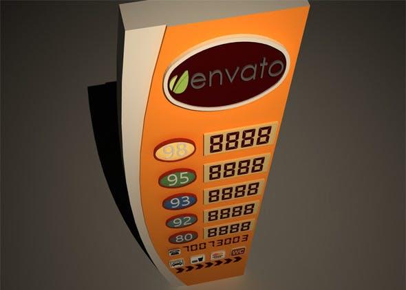 Board - 3DOcean Item for Sale
