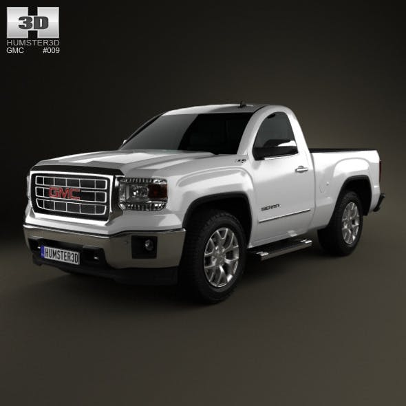 GMC Sierra Single Cab 2013