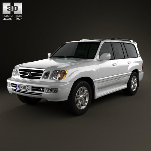 Lexus LX 2003