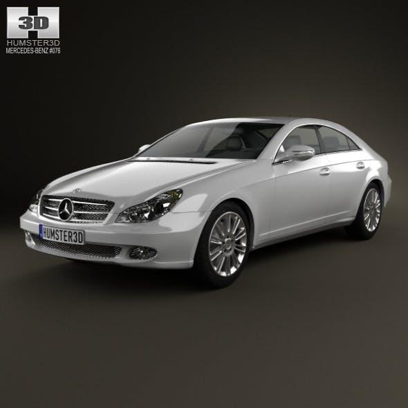 Mercedes-Benz CLS-Class (C219) 2006
