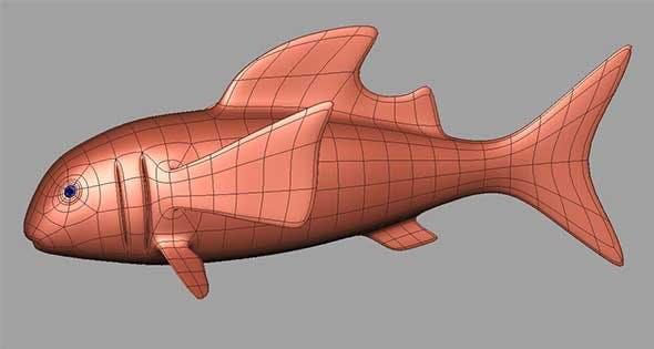 Fish - 3DOcean Item for Sale