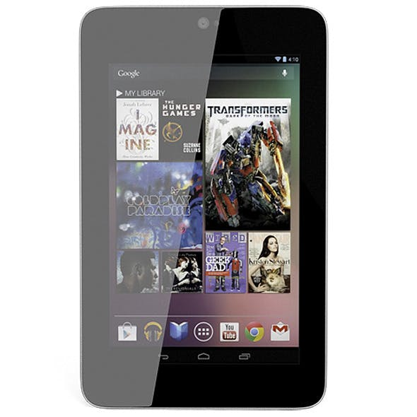 Google Nexus 7 - 3DOcean Item for Sale