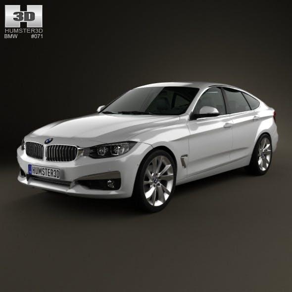 BMW 3 Series Gran Turismo (F34) 2013 - 3DOcean Item for Sale