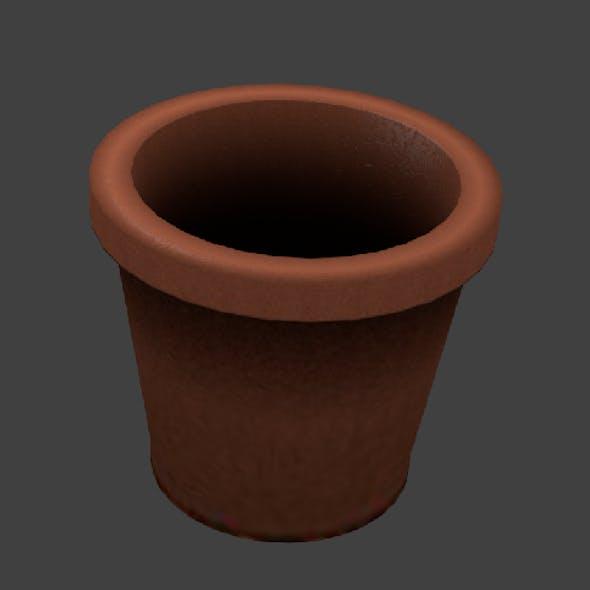 Brick Pot 1