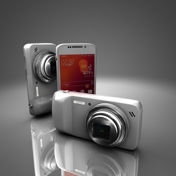 Samsung Galaxy S 4 Zoom