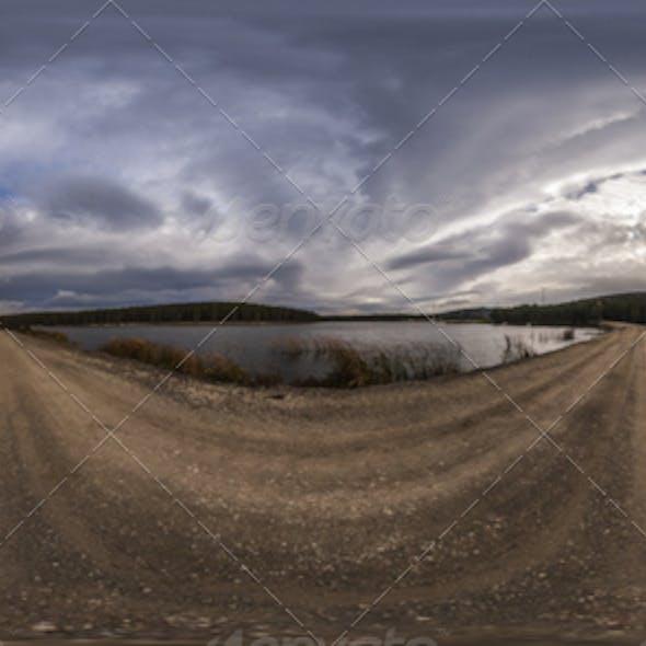 HDRI Mountain Lake And Forest 2