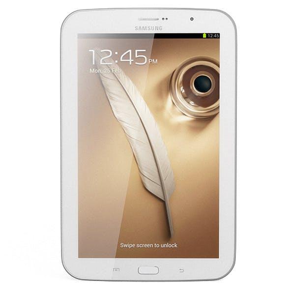 Samsung Galaxy Note 8.0 White