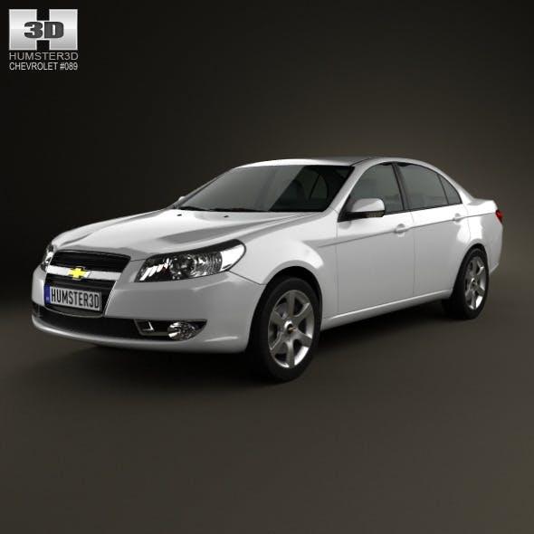 Chevrolet Epica (CN) 2012