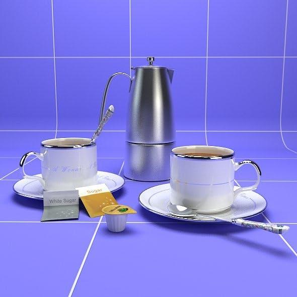 Coffee widgets