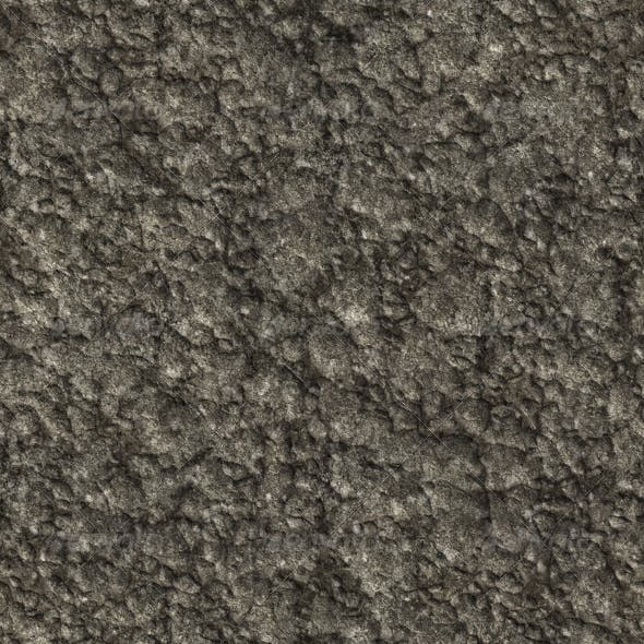 Rough Grey Stone - 3DOcean Item for Sale