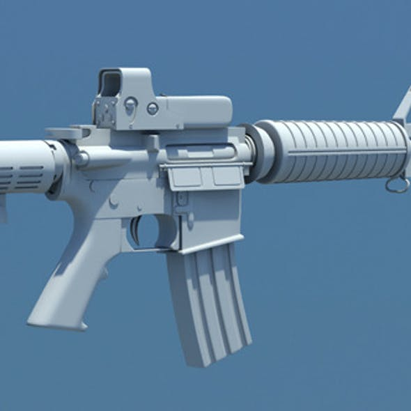 M4 Carbine Assault Rifle