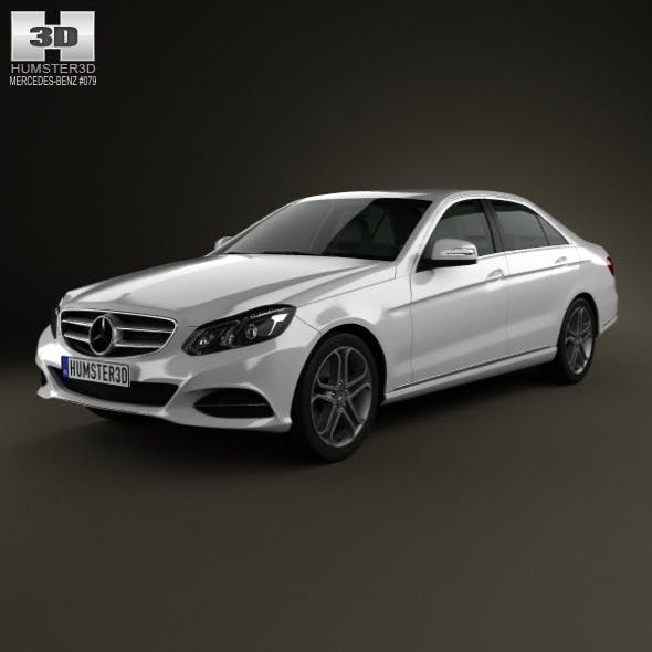 Mercedes-Benz E-class (W212) sedan 2014