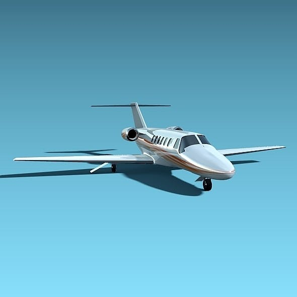 Cessna Citation cj2 Business Jet
