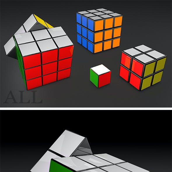 3 Rubik's Cube