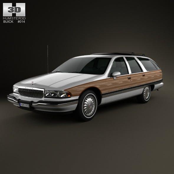 Buick Roadmaster wagon 1991