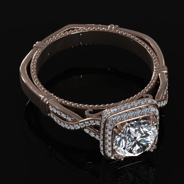 Diamond Ring Creative 003
